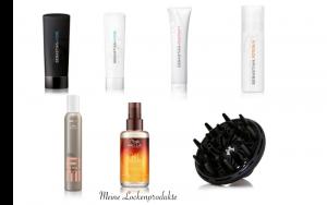 Meine Produkte für Naturlocken
