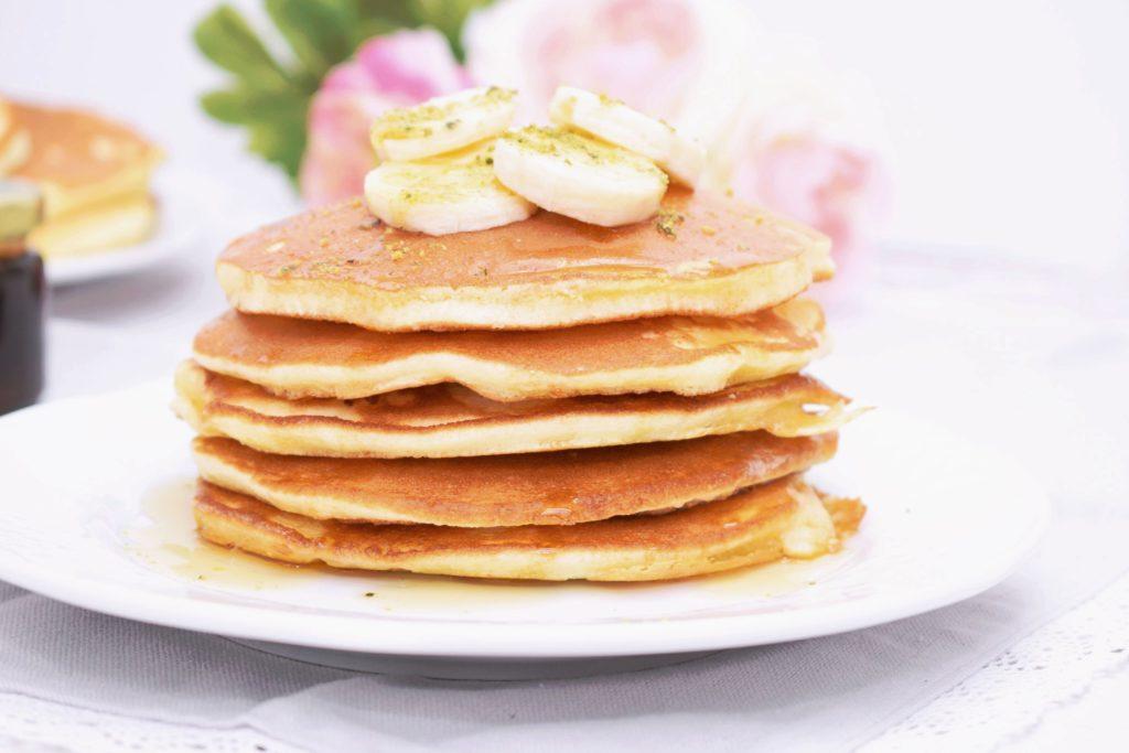 Fluffige Pfannkuchen für ein perfektes Frühstück   Miss Fancy - Köstlichkeiten aus meiner Küche