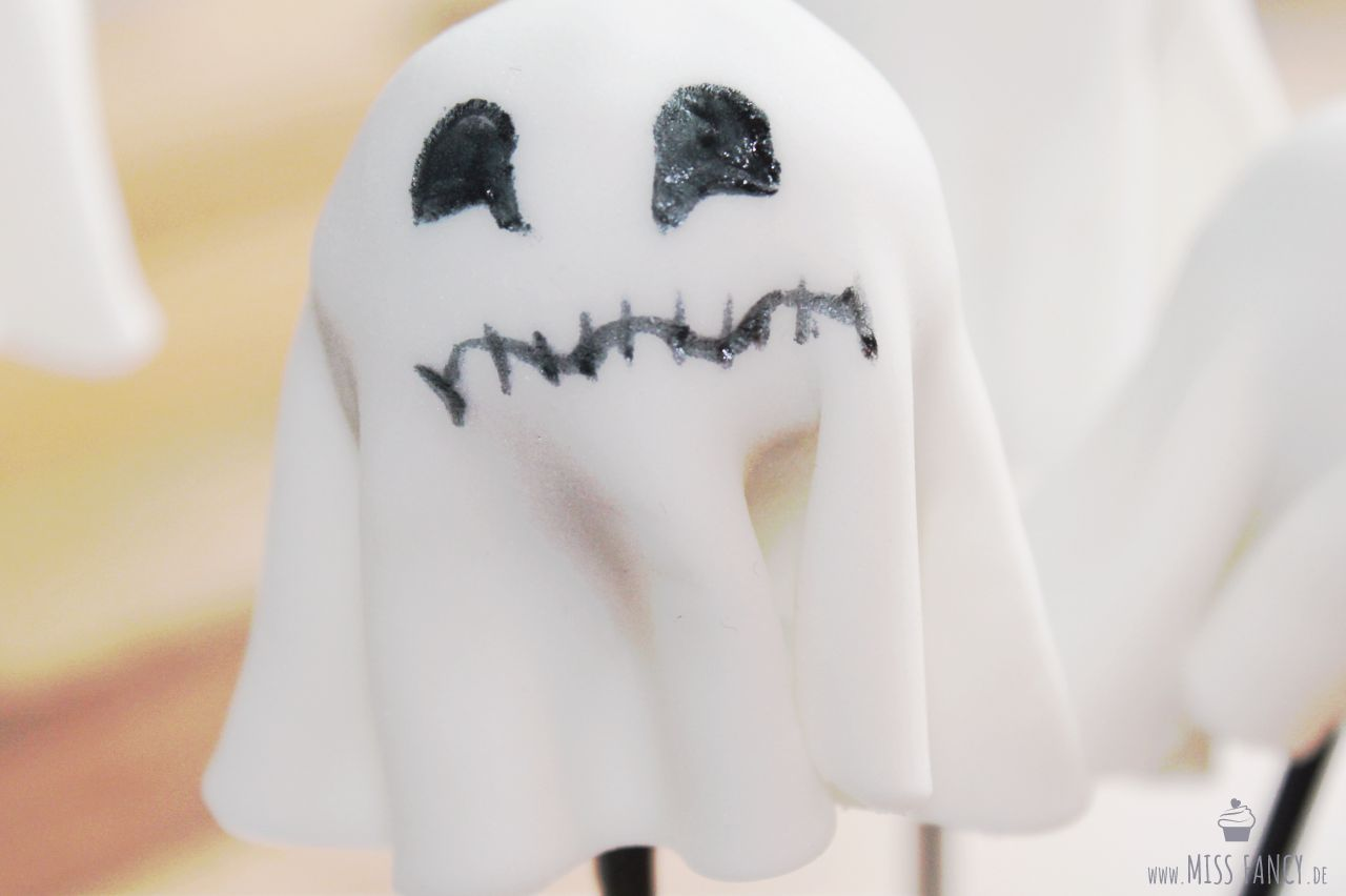 Rezept Geister Cake Pop Halloween Missfancy