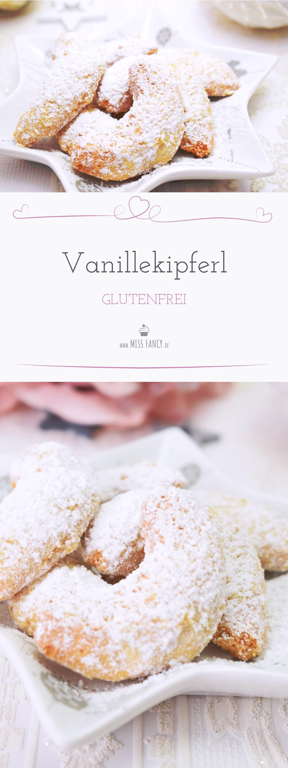 REZEPT-Vanillekipferl Glutenfrei Missfancy
