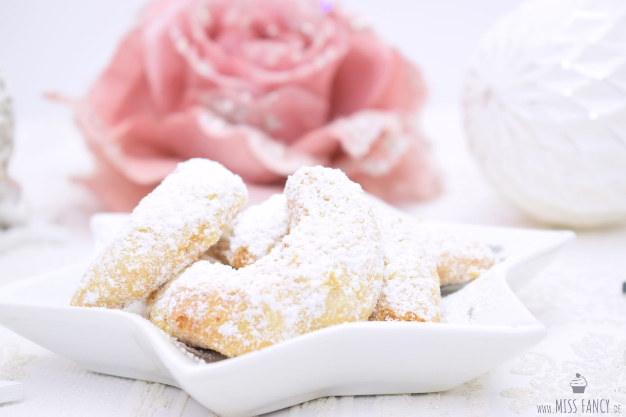 Vanillekipferl Rezept Glutenfrei