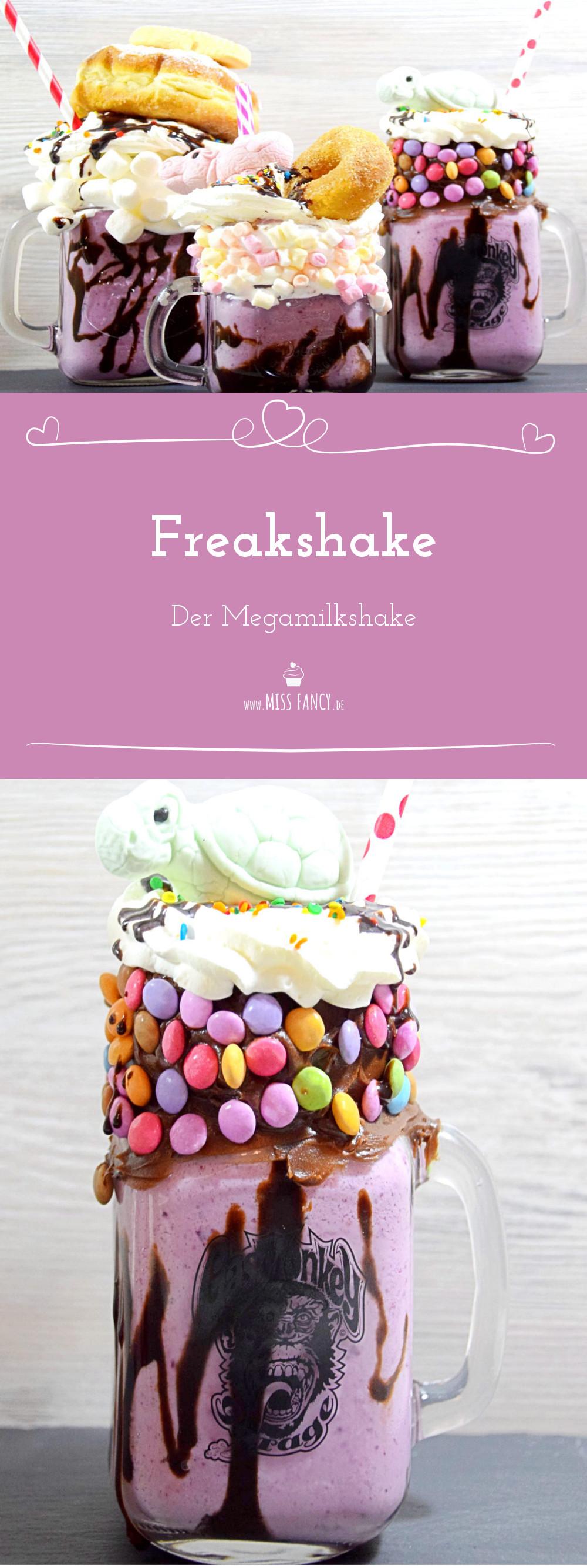 Freakshake der Megamilkshake