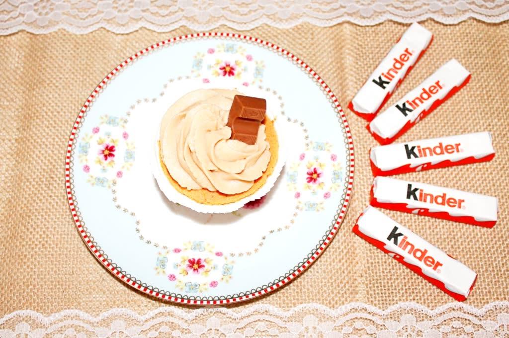 Kinderriegel Cupcakes