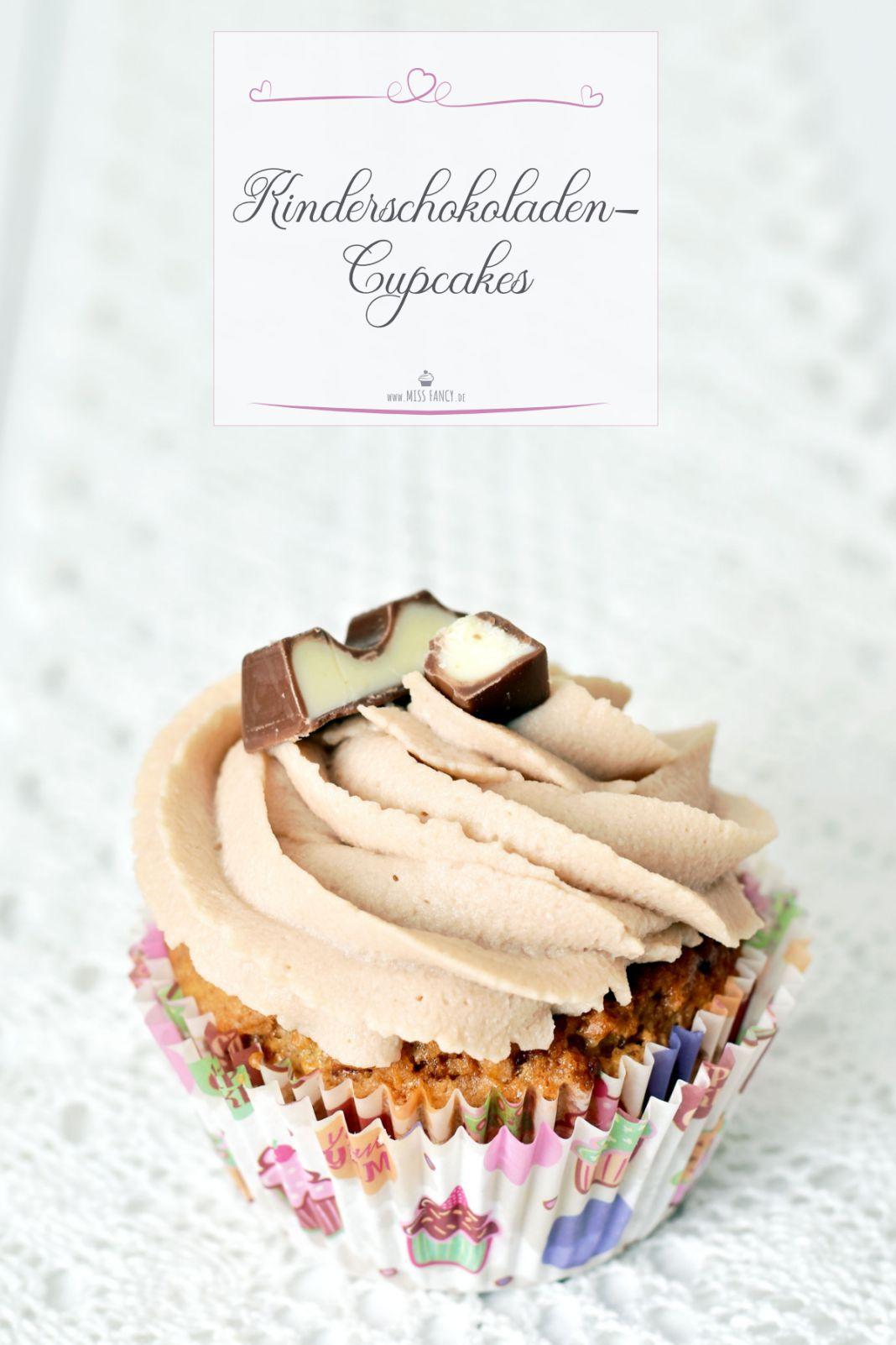 Rezept-Kinderschokoladen-Cupcakes-mit Häubchen