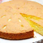 Super schneller Mandelkuchen - einfach und lecker