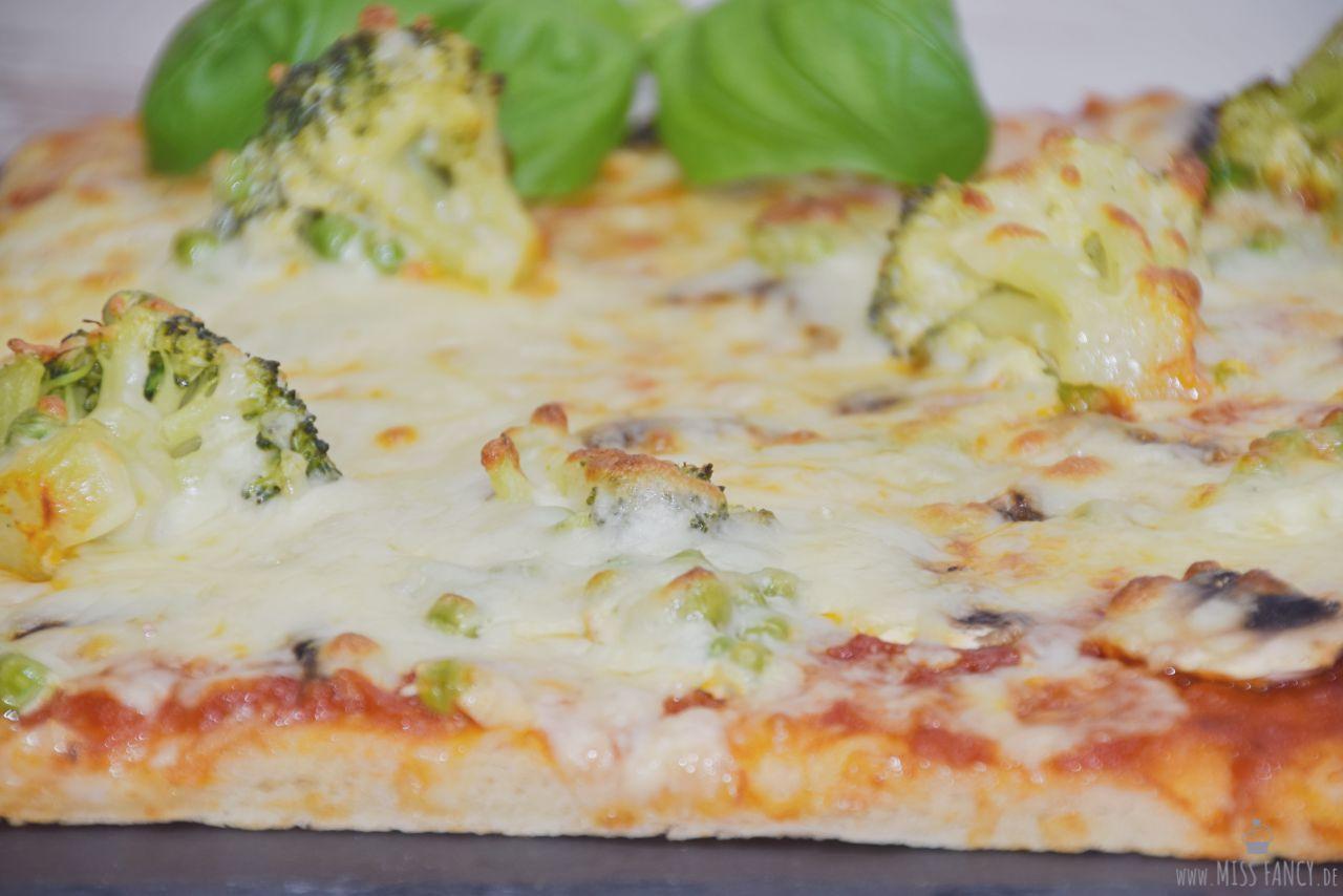 Glutenfreie Pizza selbst gemacht