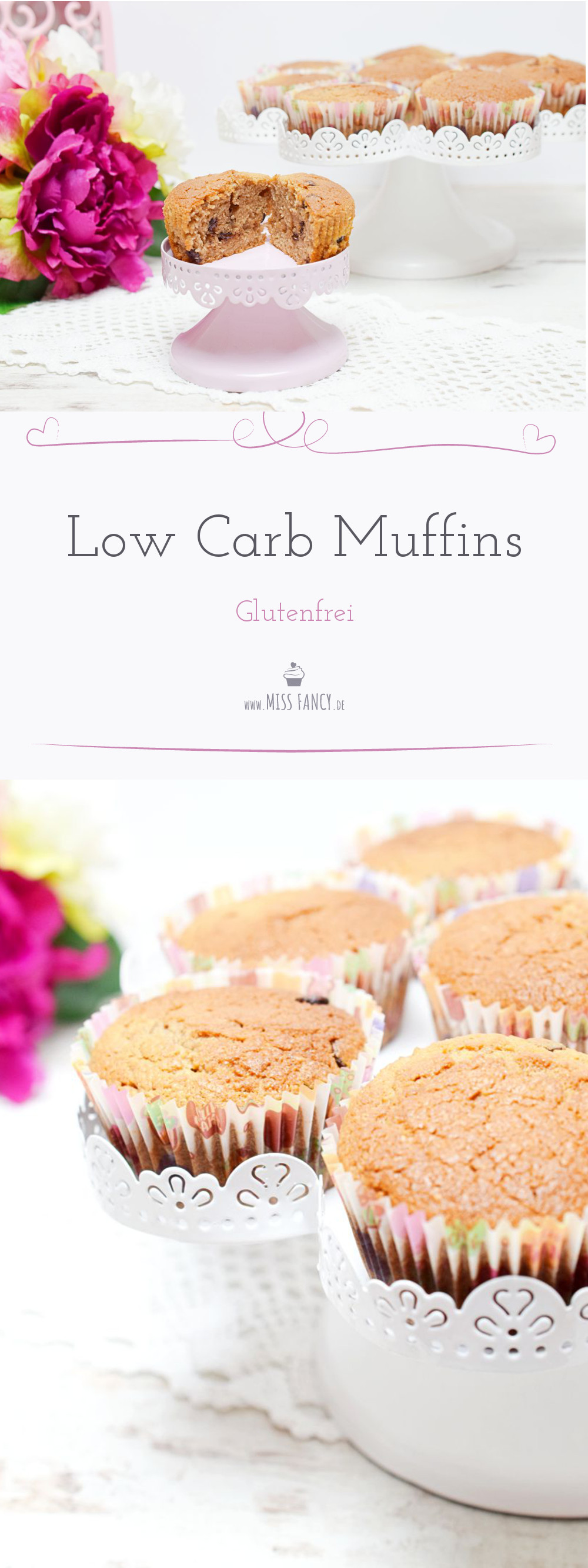 Low Carb Muffins - Glutenfrei