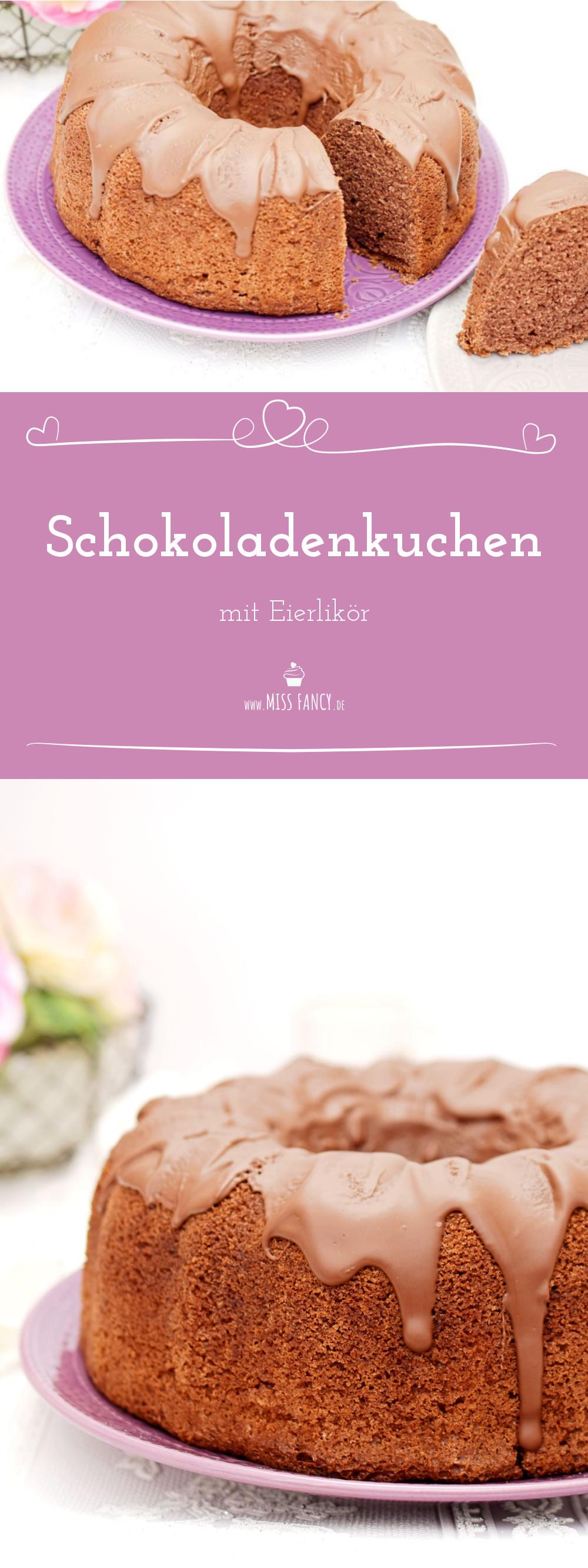 Schokoladen-Eierlikör-Kuchen