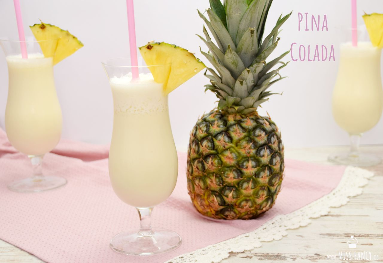 Pina Colada Sommercocktail