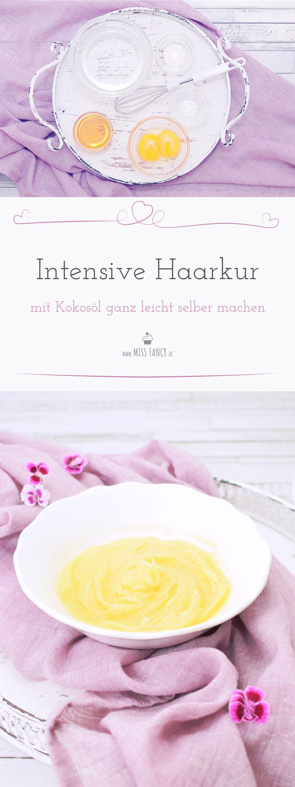 Wunderschön Haarkur Selber Machen Galerie Von Kokosöl Beautytalk Missfancy1
