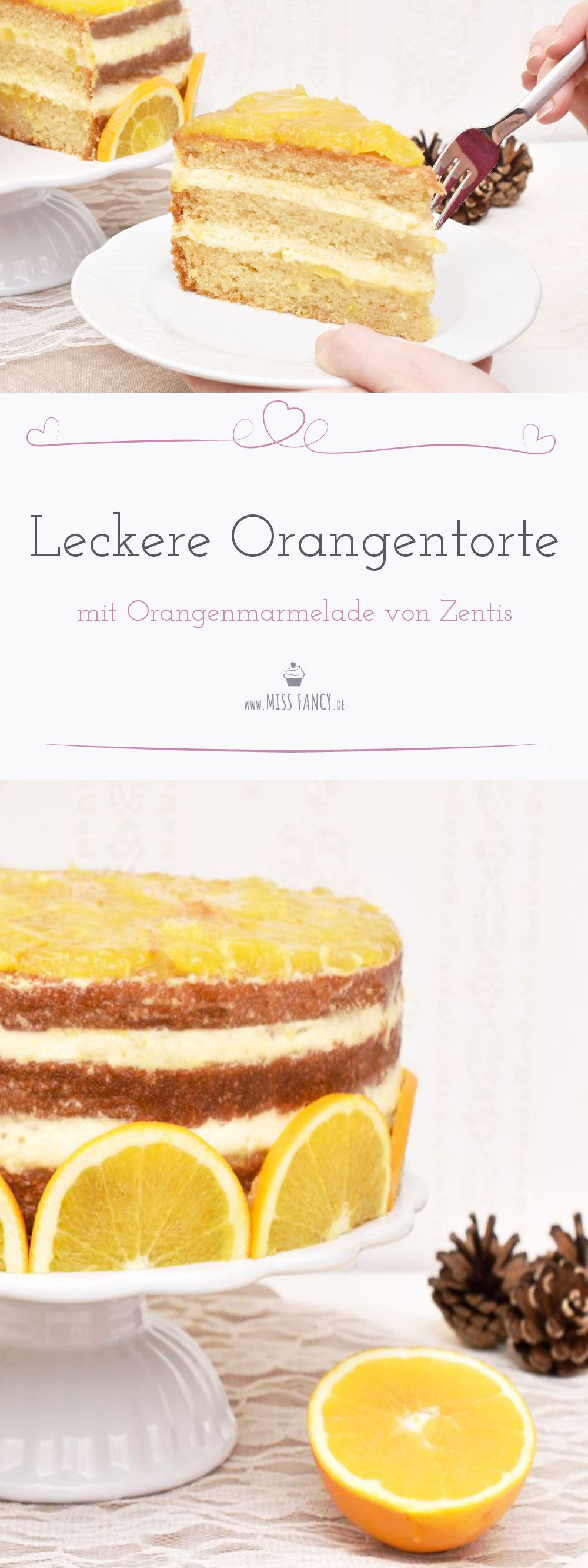 Rezept-leckere-Orangentorte-Zentis Missfancy