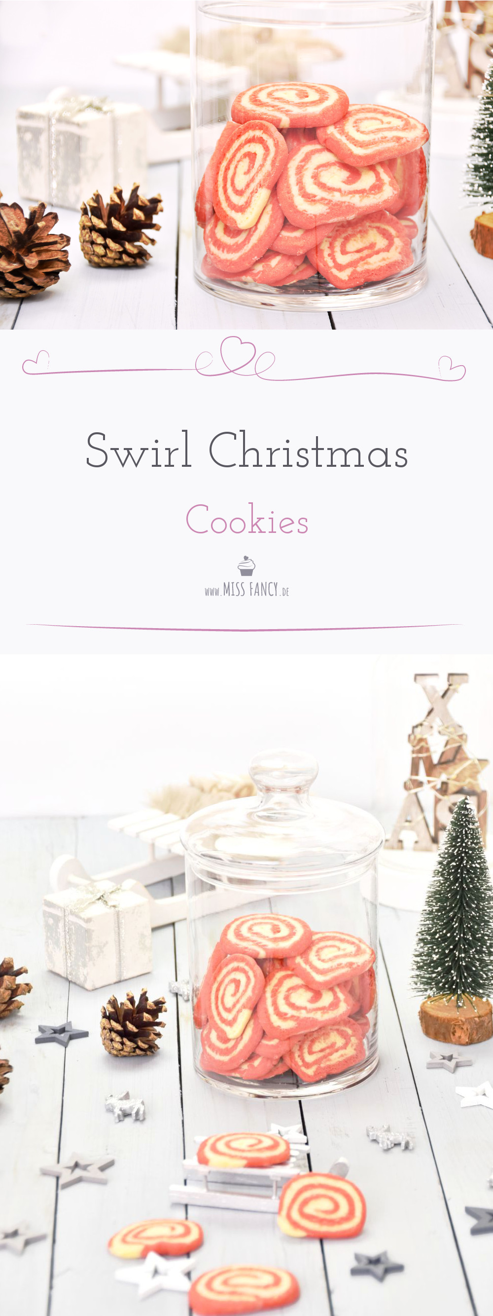 Rezept Nikolaus Rot-Weiß Weihnachtsplätzchen Cookies