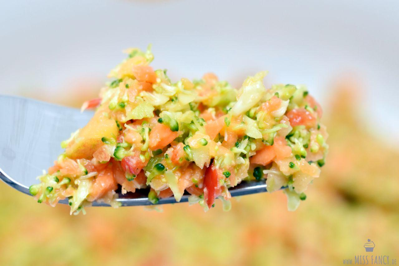 Rezept Rohkost Salat frisch