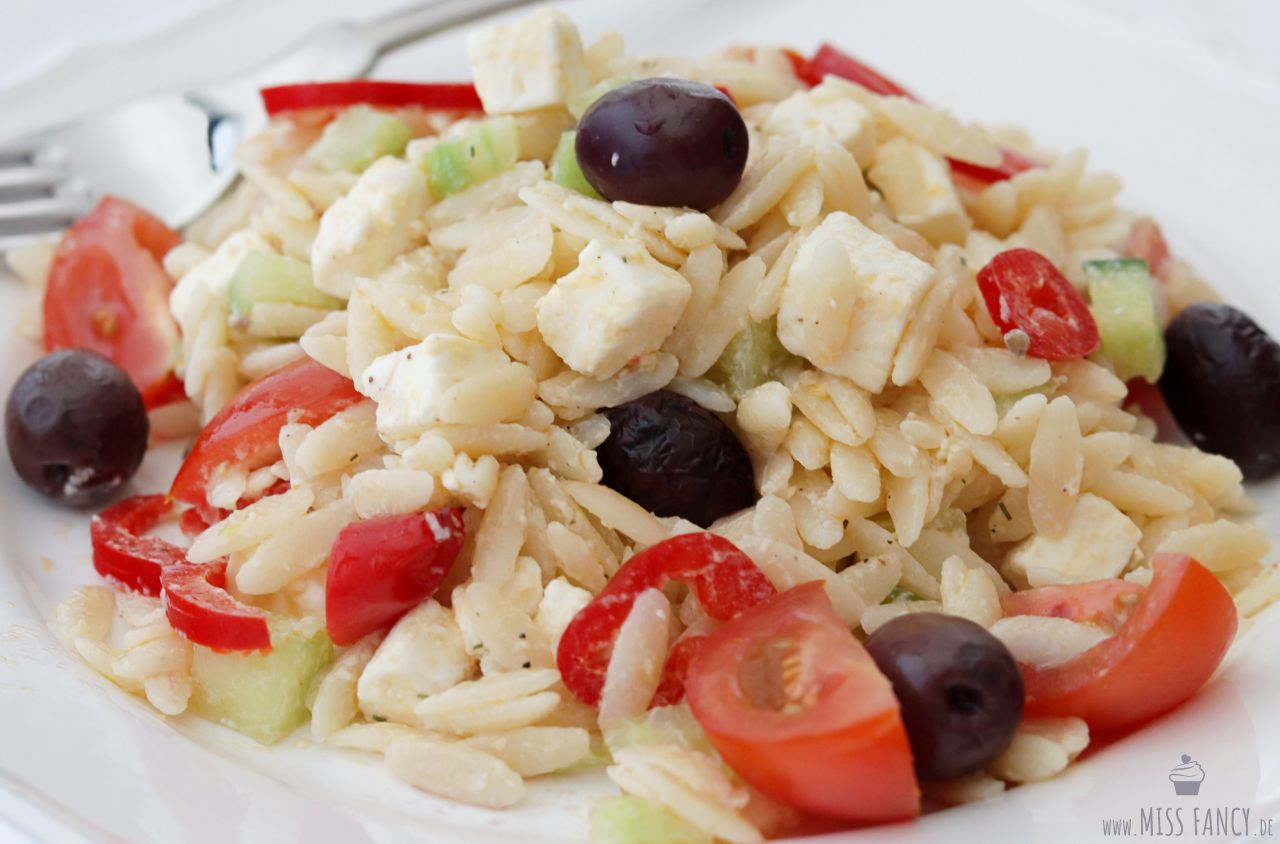 Sommersalat-griechischer-Art
