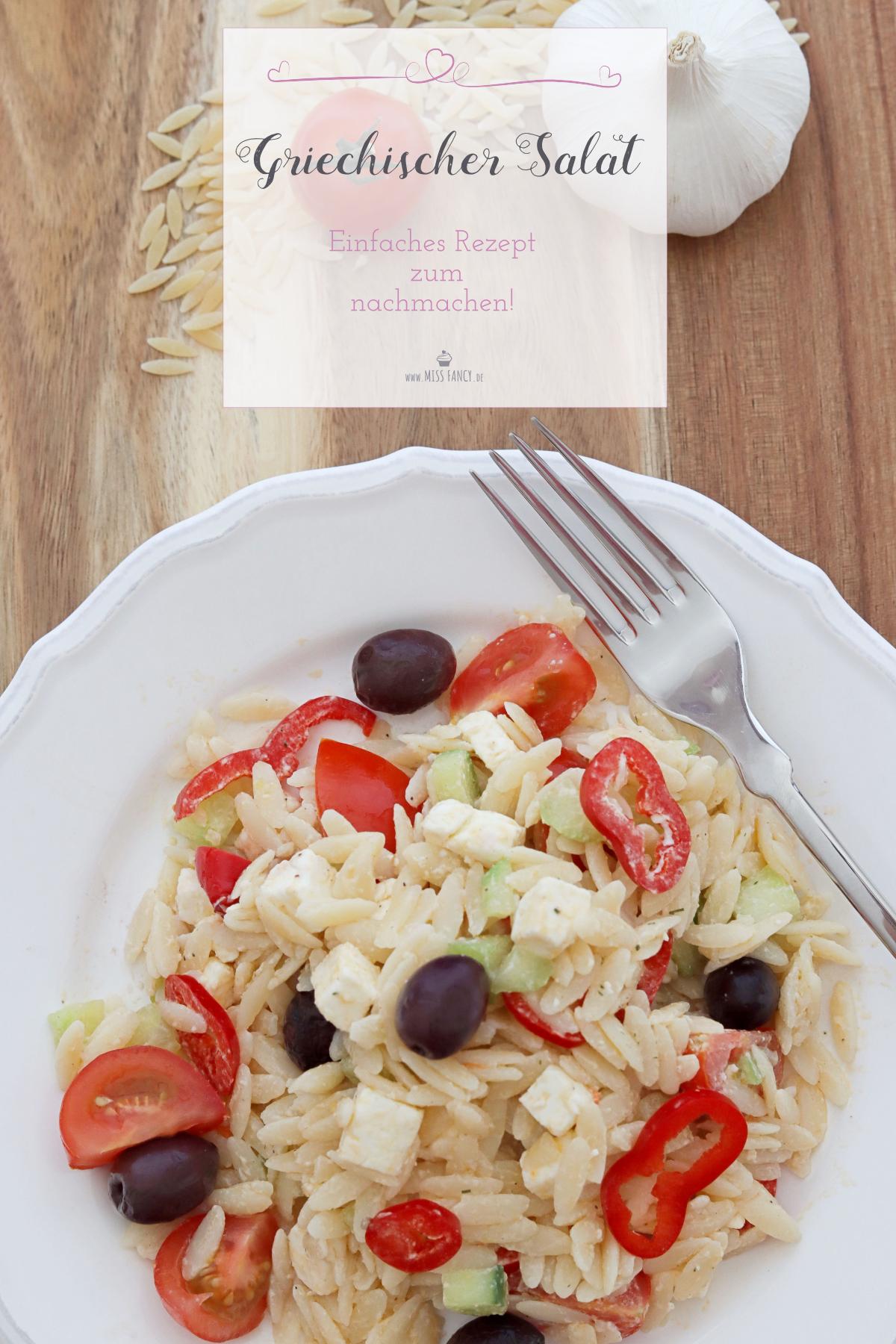 Sommersalat-griechischer-Salat-Food-Blog