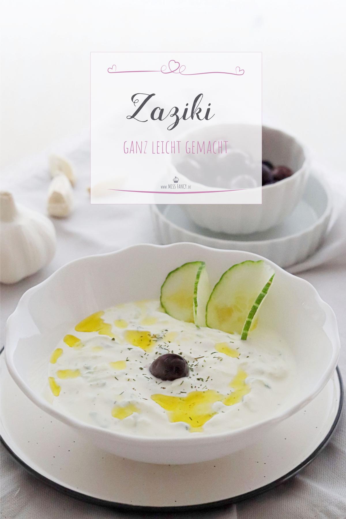 Leckeres-Zaziki-Rezept