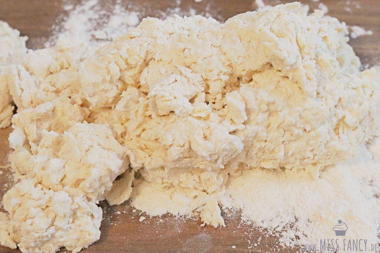 Buttermilch Biskuits wie in Amerika