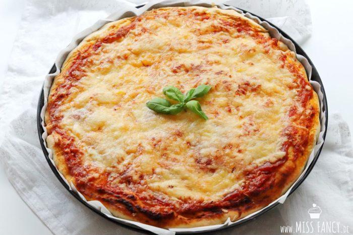 Pizzateig wie aus den USA